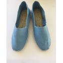 summer shoes blue