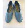 Espadrilles Basques couleur Bleu pastel