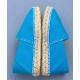 Espadrilles Basques bleu turquoise