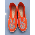 "espadrilles made in Pays Basque personnalisées ""allure LIBERTY"""